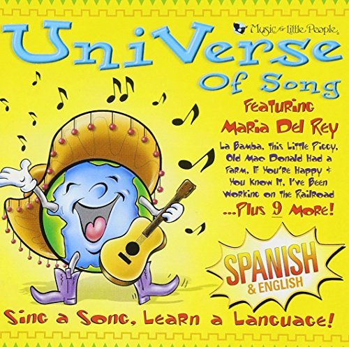 Maria Del Ray Uni Verse Of Song Spanish