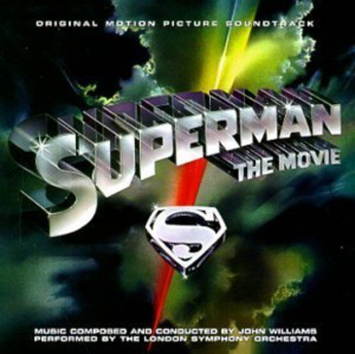 Superman The Movie Score Music By John Williams 2 CD Set