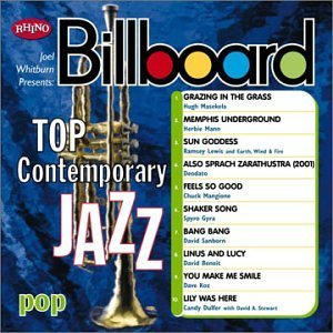 Billboard Top Contemporary Jazz Pop Masekela Mann Lewis Deodato Billboard