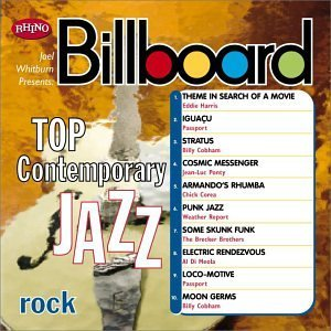 Billboard Top Contemporary Jazz Rock Harris Passport Cobham Ponty Billboard