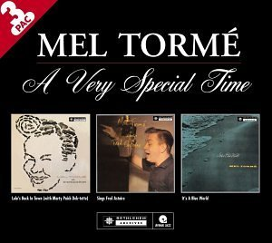 Mel Torme Very Special Time 3 CD Set