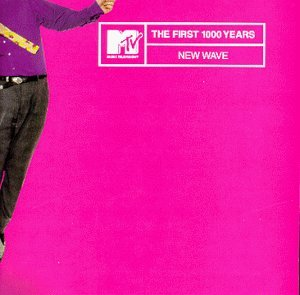 Mtv First 1000 Years New Wave Duran Duran A Ha Cars B 52's Mtv First 1000 Years