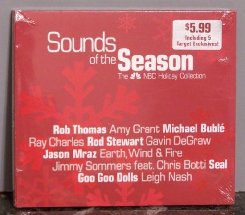 Sounds Of The Season Vol. 2 Sounds Of The Season The Nbc Holiday