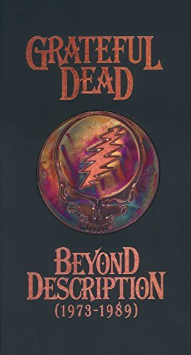 Grateful Dead Beyond Description 1973 89 12 CD
