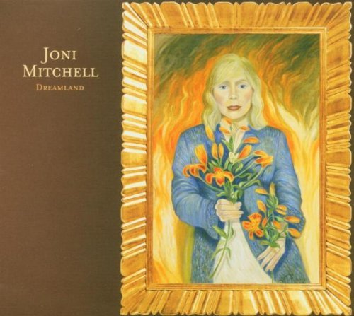 Joni Mitchell Dreamland CD R