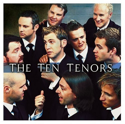 Ten Tenors Larger Than Life Incl. Bonus DVD