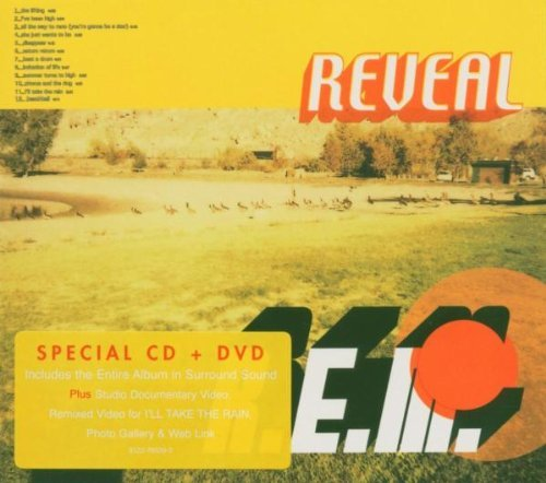 R.E.M. Reveal Incl. Bonus DVD Digipak