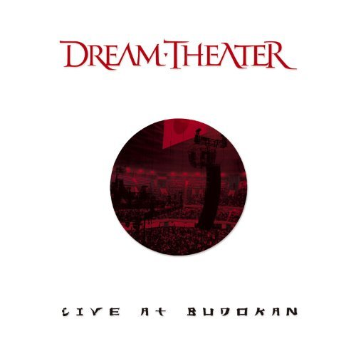 Dream Theater Live At Budokan 3 CD