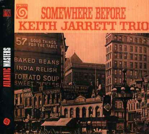 Keith Jarrett Somewhere Before Import Gbr Expanded Ed.