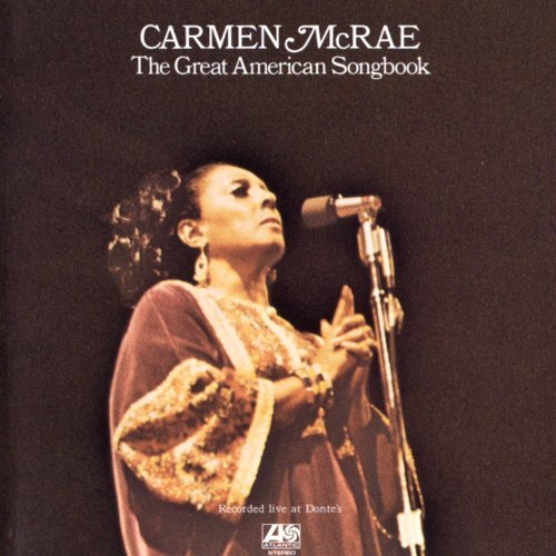 Carmen Mcrae Great American Song Book Import Gbr Digipak