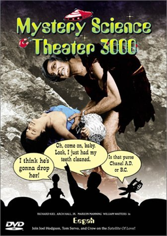 Mystery Science Theater 3000 Eegah Clr Bw Nr