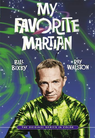My Favorite Martian My Favorite Martian Clr Nr