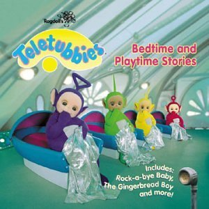 Teletubbies Bedtime & Playtime Stories