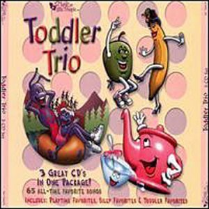 Toddler Trio Toddler Favorites Playtime Fav 3 CD