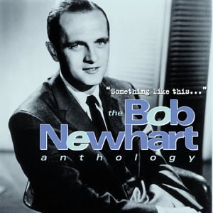 Bob Newhart Something Like This Bob Newhar 2 CD Set