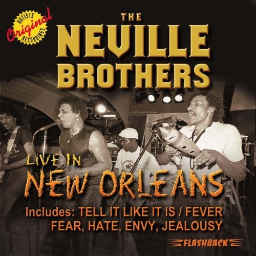 Neville Brothers Live In New Orleans Live In New Orleans