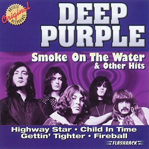 Deep Purple Smoke On The Water & Other Hit