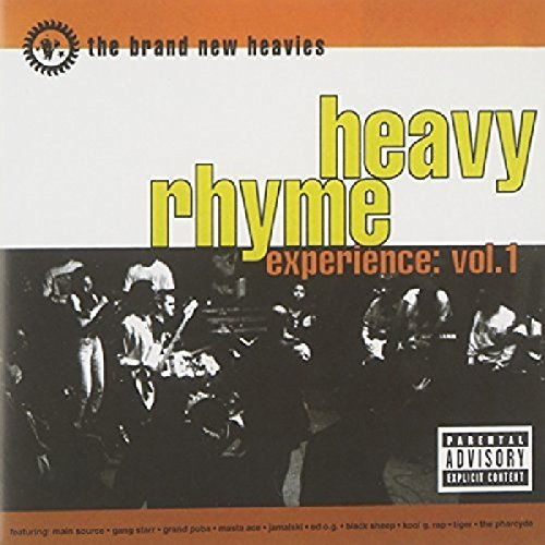 Brand New Heavies Vol. 1 Heavy Rhyme Experience Explicit Version