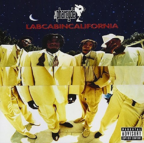 Pharcyde Labcabincalifornia Explicit Version