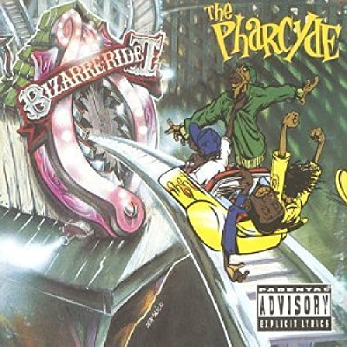 Pharcyde Bizarre Ride Ii The Pharcyde Explicit Version