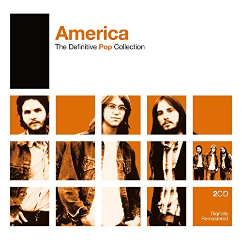 America Definitive Pop 2 CD Set