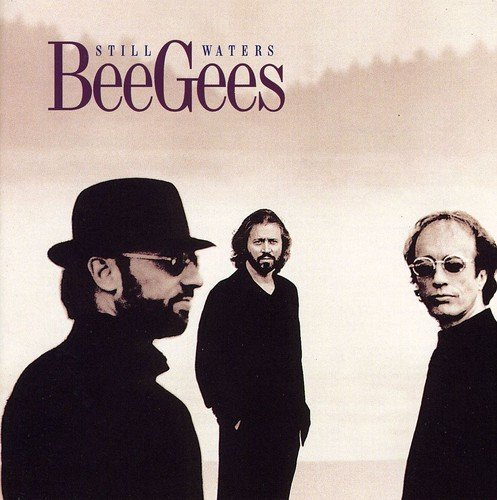 Bee Gees Still Waters CD R