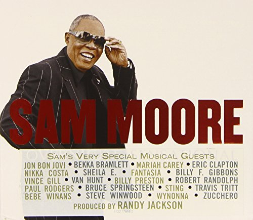 Sam Moore Overnight Sensational CD R