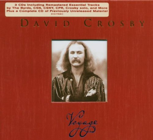 David Crosby Voyage 3 CD