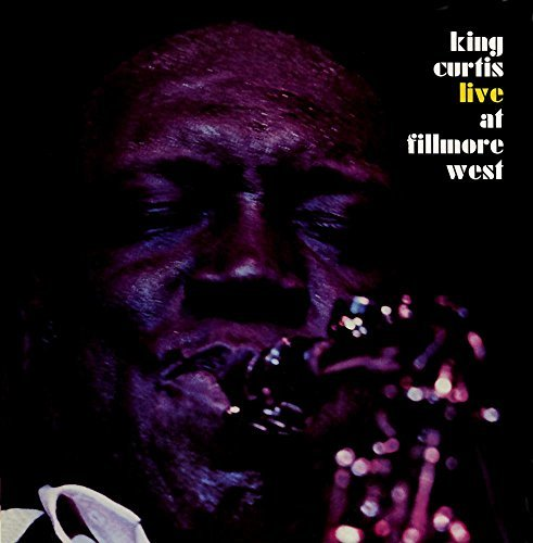 King Curtis Live At Fillmore West CD R