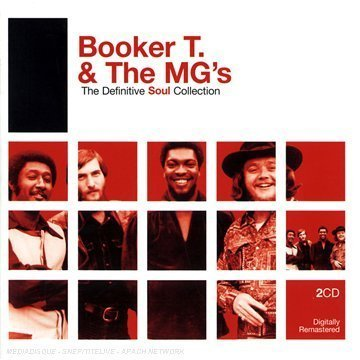Booker T. & The Mg's Definitive Soul 2 CD Set