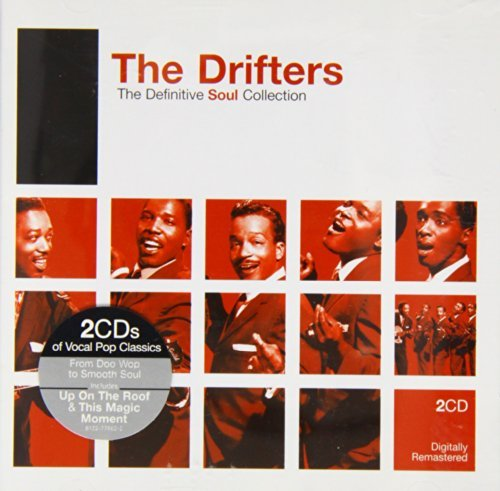 Drifters Definitive Soul 2 CD Set