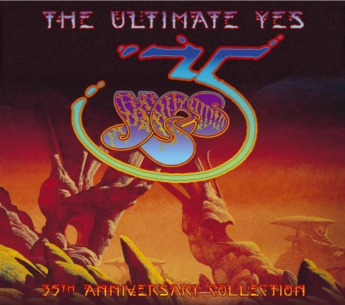 Yes Ultimate Yes 35th Anniversary 3 CD