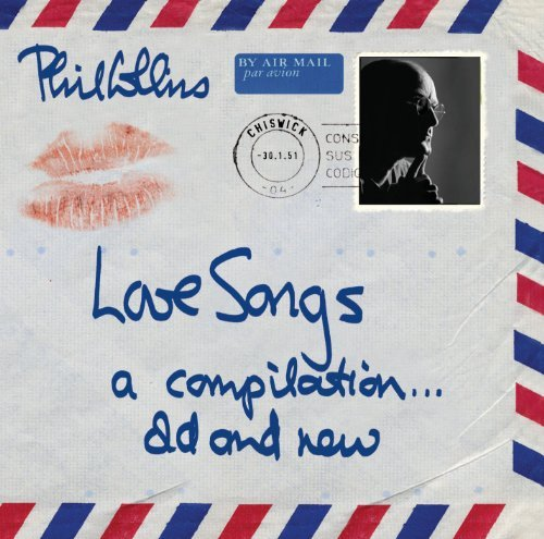 Phil Collins Love Songs Compilation Old & 2 CD Set