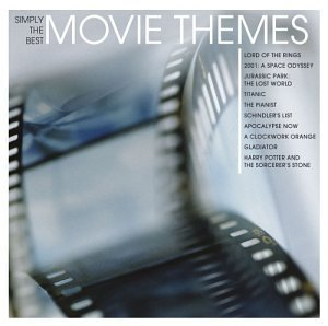 Royal Philharmonic Orchestra Simply The Best Movie Themes 2 CD Set