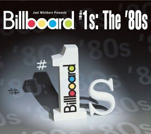Joel Whitburn Presents Billboard #1's The 80's 2 CD Set Joel Whitburn Presents