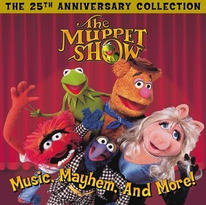 Muppet Show Music Mayhem & Mor Soundtrack