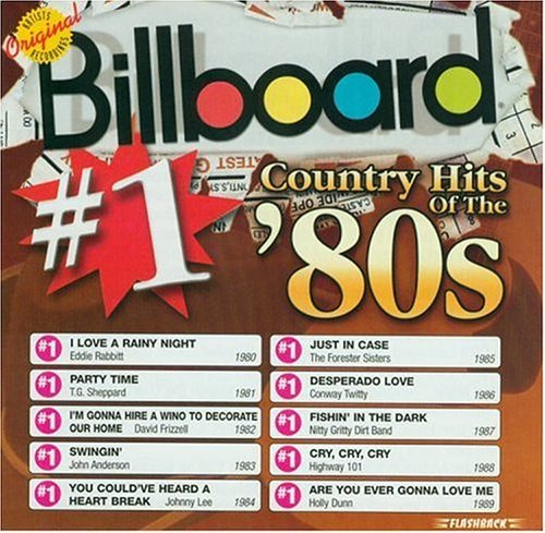 Billboard #1 Country Hits Of Billboard #1 Country Hits Of