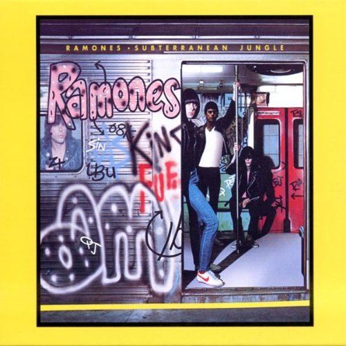 Ramones Subterranean Jungle Remastered