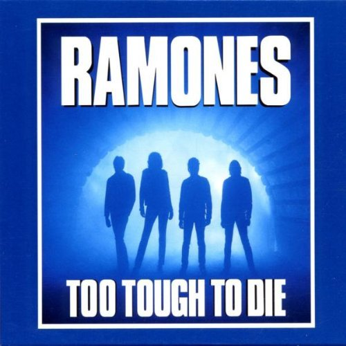 Ramones Too Tough To Die CD R