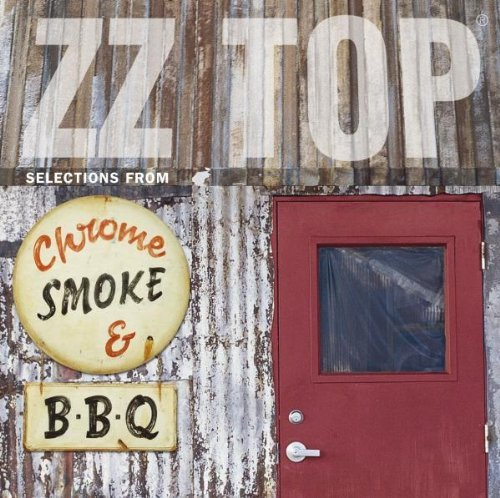 Zz Top Chrome Smoke & Bbq Zz Top Box 4 CD Set