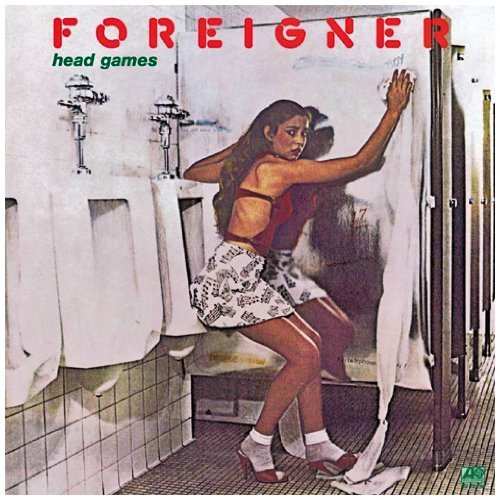 Foreigner Head Games Remastered