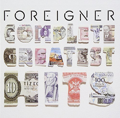 Foreigner Complete Greatest Hits