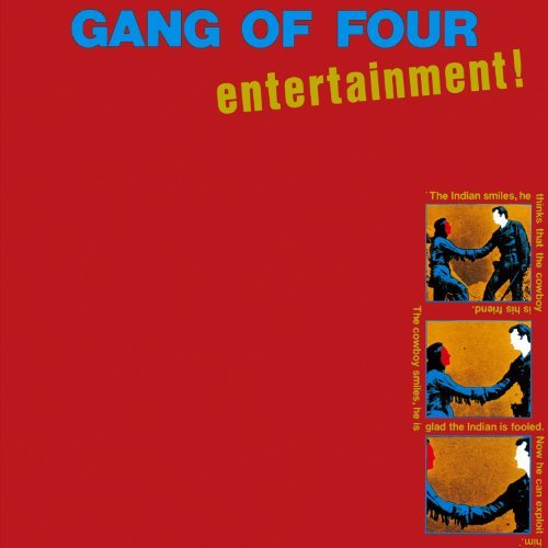 Gang Of Four Entertainment!