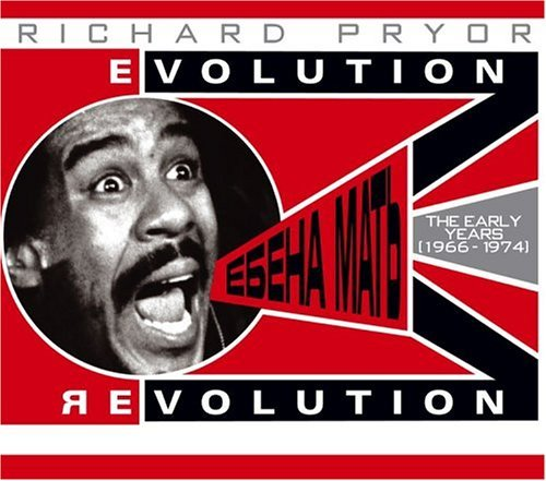 Richard Pryor Evolution Revolution Early Ye Explicit Version 2 CD Set