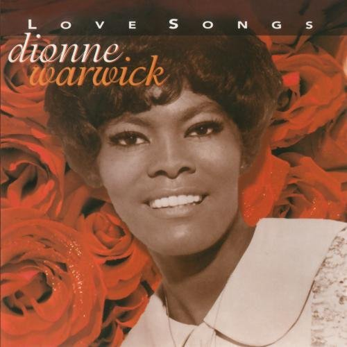 Dionne Warwick Love Songs CD R