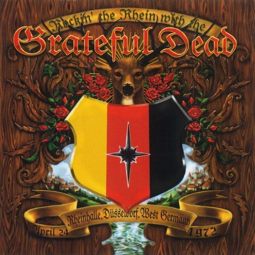 Grateful Dead Rockin' The Rhein With The Gra 3 CD