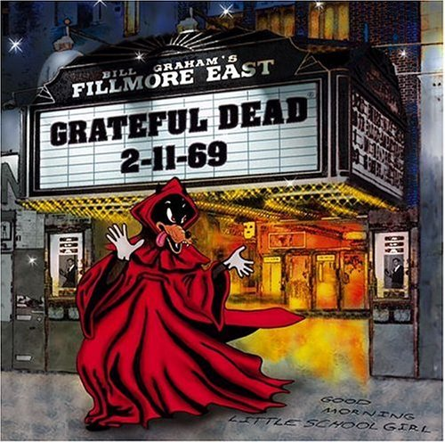 Grateful Dead Fillmore East 2 11 69 2 CD