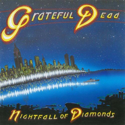 Grateful Dead Nightfall Of Diamonds 2 CD