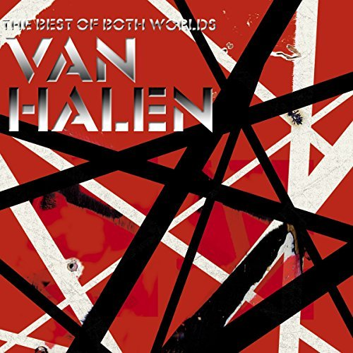 Van Halen Best Of Both Worlds Remastered 2 CD Set Digipak