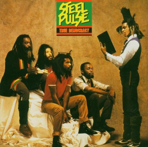 Steel Pulse True Democracy Remastered Incl. Bonus Tracks